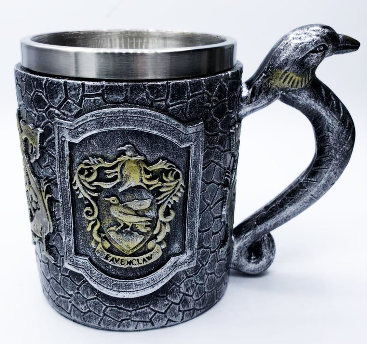 Caneca Corvinal (Ravenclaw): Harry Potter (400ml)