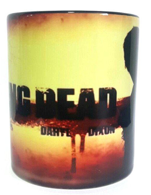 Caneca Daryl Dixon com Crossbow: The Walking Dead
