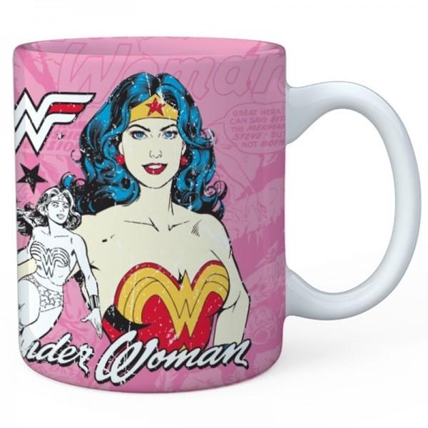 Caneca DC Comics: Wonder Woman (Mulher Maravilha) - Urban