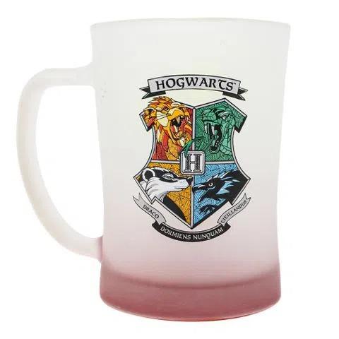 Caneca De Chop Fosca Casas De Hogwarts: Harry Potter 650ml
