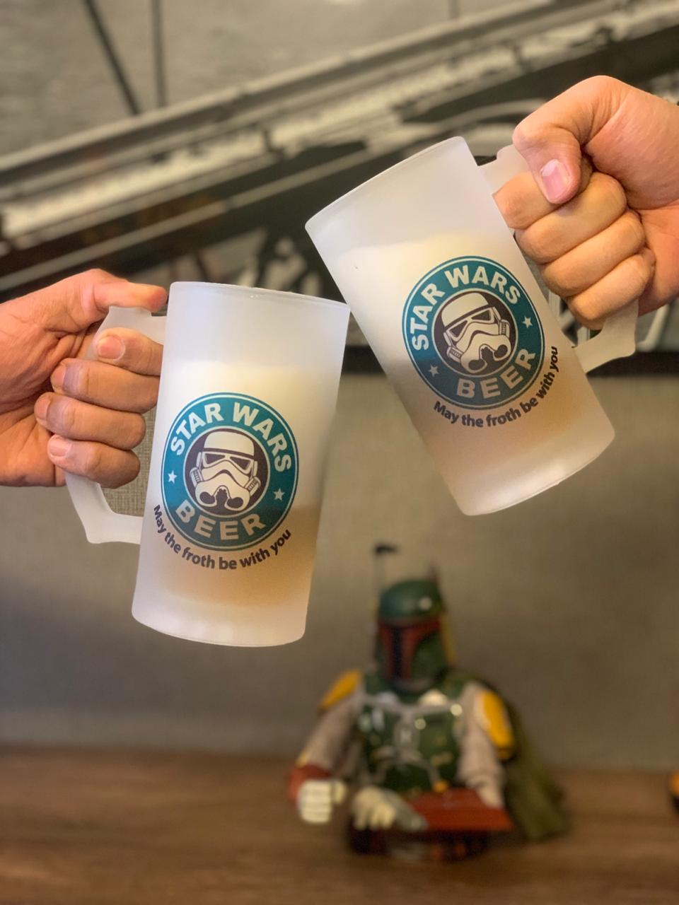 Caneca de Chopp Stormtrooper