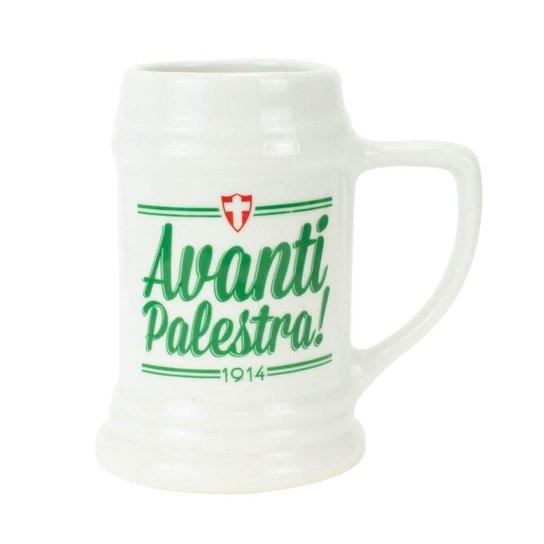 Caneca de Porcelana Avanti Palestra! 1914 Palmeiras 500ml