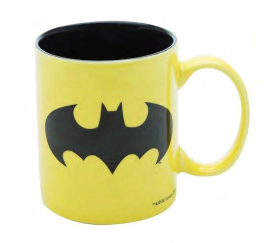Caneca de Porcelana Batman - Logo (300ml) - Urban