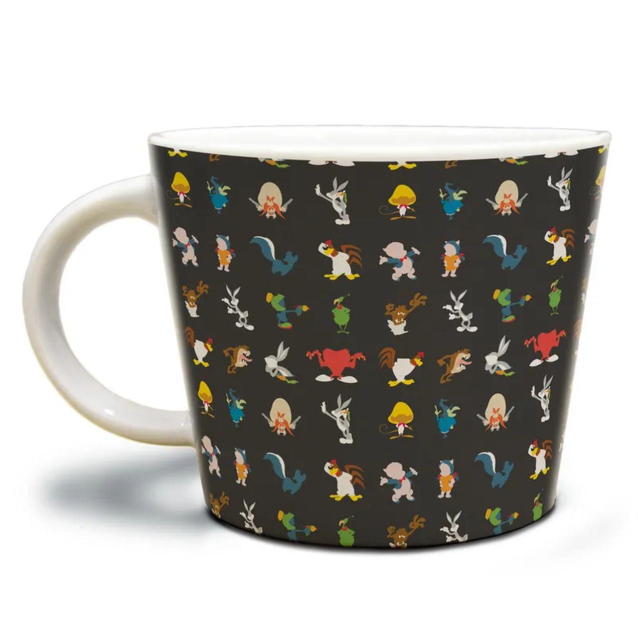 Caneca de Porcelana Looney Tunes (320ml) - Metropole