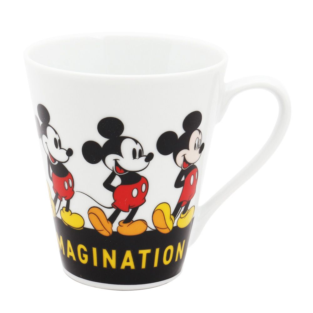 Caneca de Porcelana Mickey Mouse: 90th Years Of Imagination (Disney)