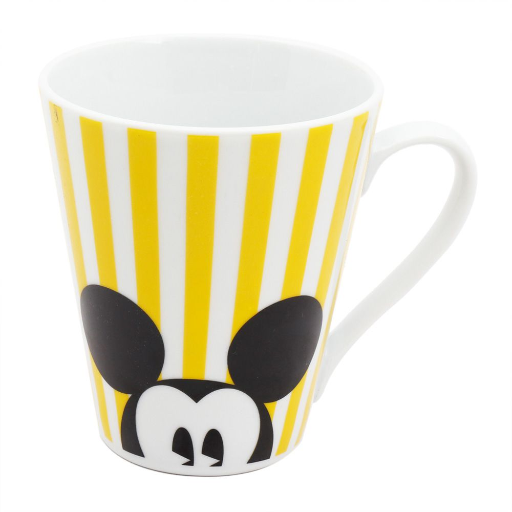 Caneca de Porcelana Mickey Mouse & Minnie Mouse: 90th Years Of Mickey (Disney)