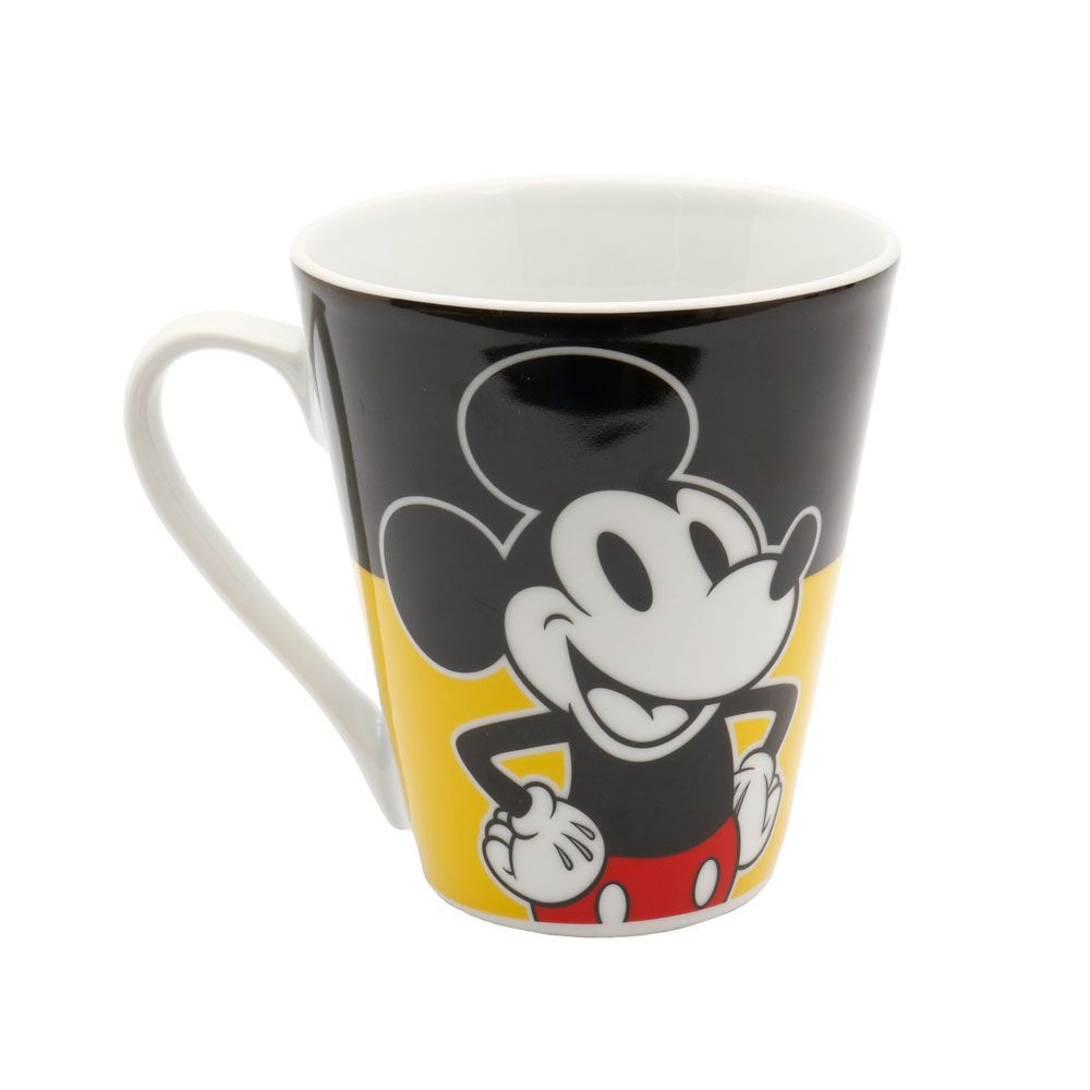 Caneca de Porcelana Mickey Mouse (The True Original): 90th Years Of Mickey (Disney)