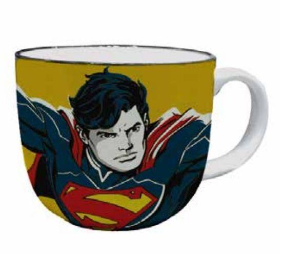 Caneca de Porcelana Superman: Liga da Justiça (Justice League) - URBAN
