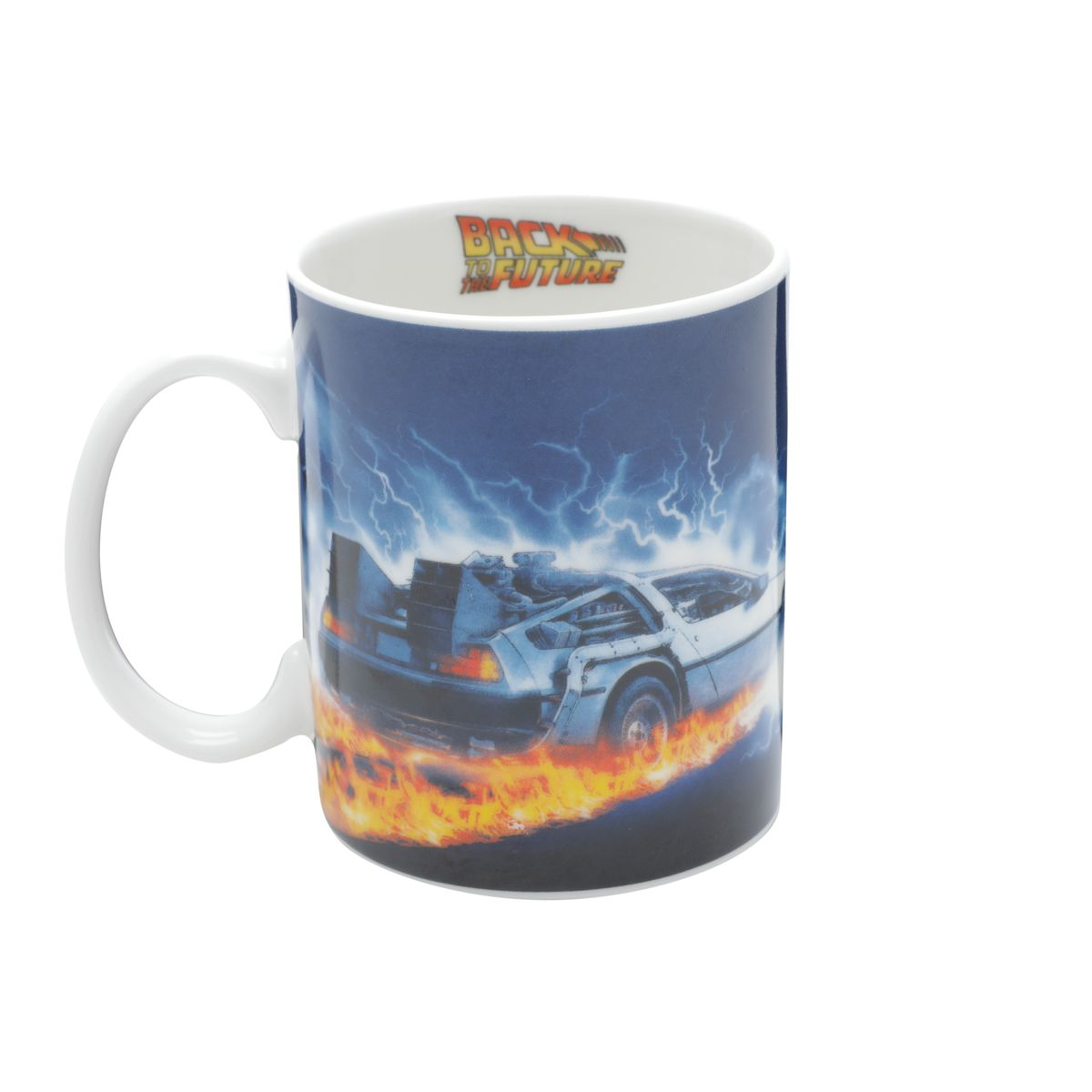 Caneca DeLorean: De Volta Para o Futuro (Back to the Future) 300ml - Urban