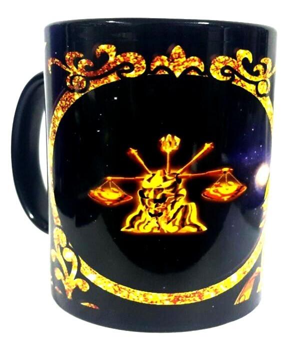 Caneca Dohko de Libra: Os Cavaleiros do Zodíaco