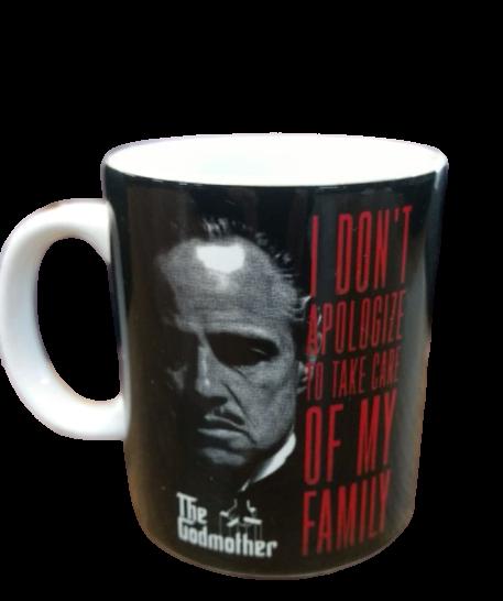Caneca Don Corleone: O Poderoso Chefão