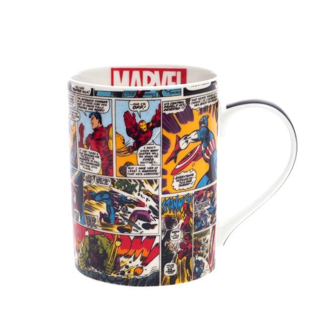 Caneca Dream Mug 460ml Hq Color - Marvel