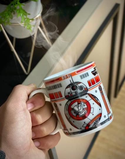 Caneca Droid BB-8: Star Wars 350ml