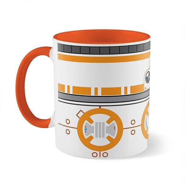 Caneca Dróide BB-8: Star Wars