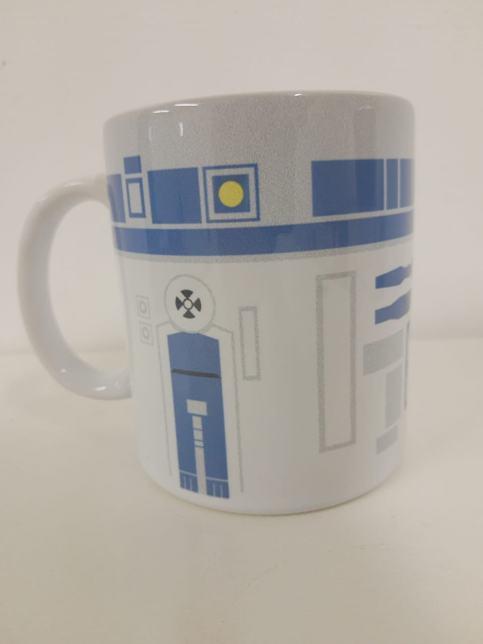 Caneca Dróide R2-D2: Star Wars