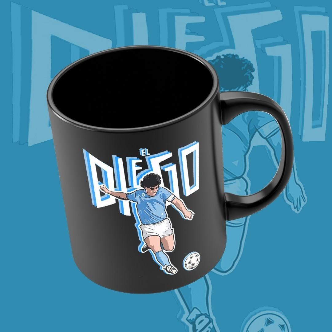 Caneca Maradona El Diego