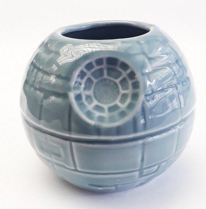 Caneca 3D Estrela da Morte: Star Wars