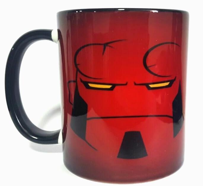 Caneca Face Hellboy