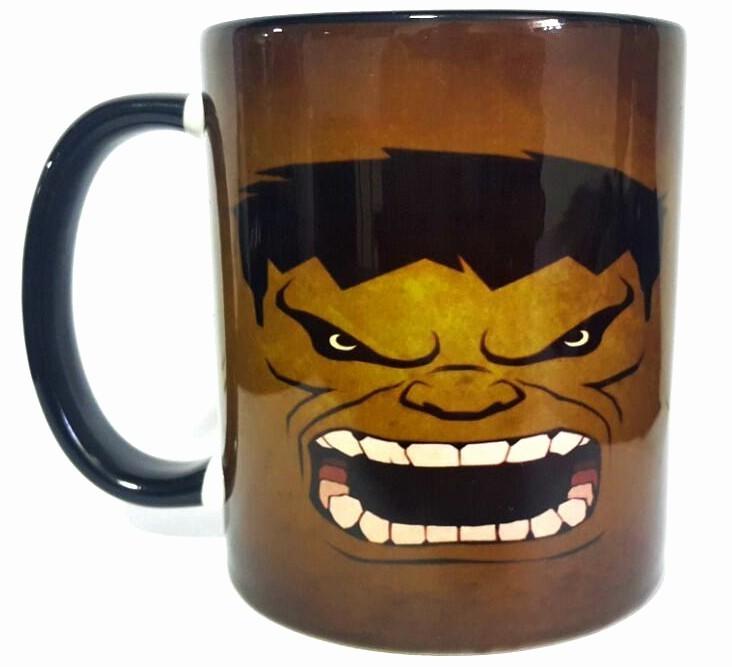Caneca Face Hulk