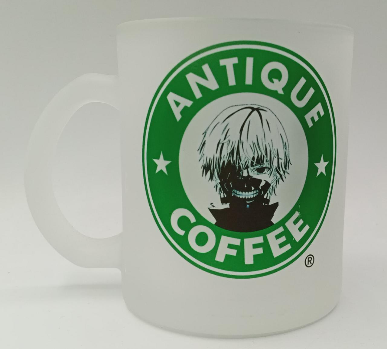 Caneca Fosca ''Antique Coffee'' - Tokyo Ghoul