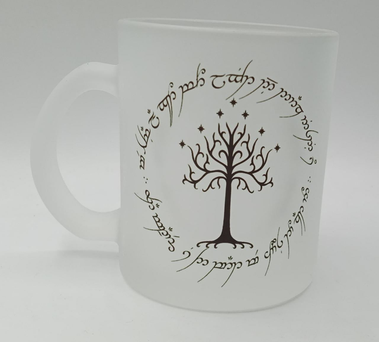 Caneca Fosca ''Arvore de Gondor'' - EV