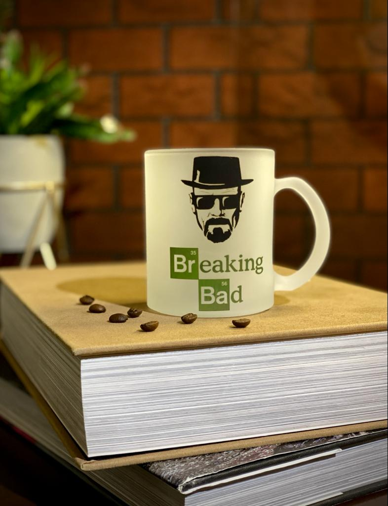 Caneca Fosca ''Breaking Bad'' - EV
