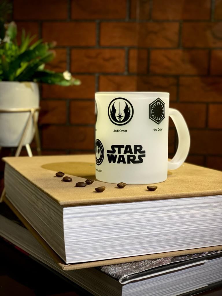 Caneca Fosca Logos - Star Wars - EV