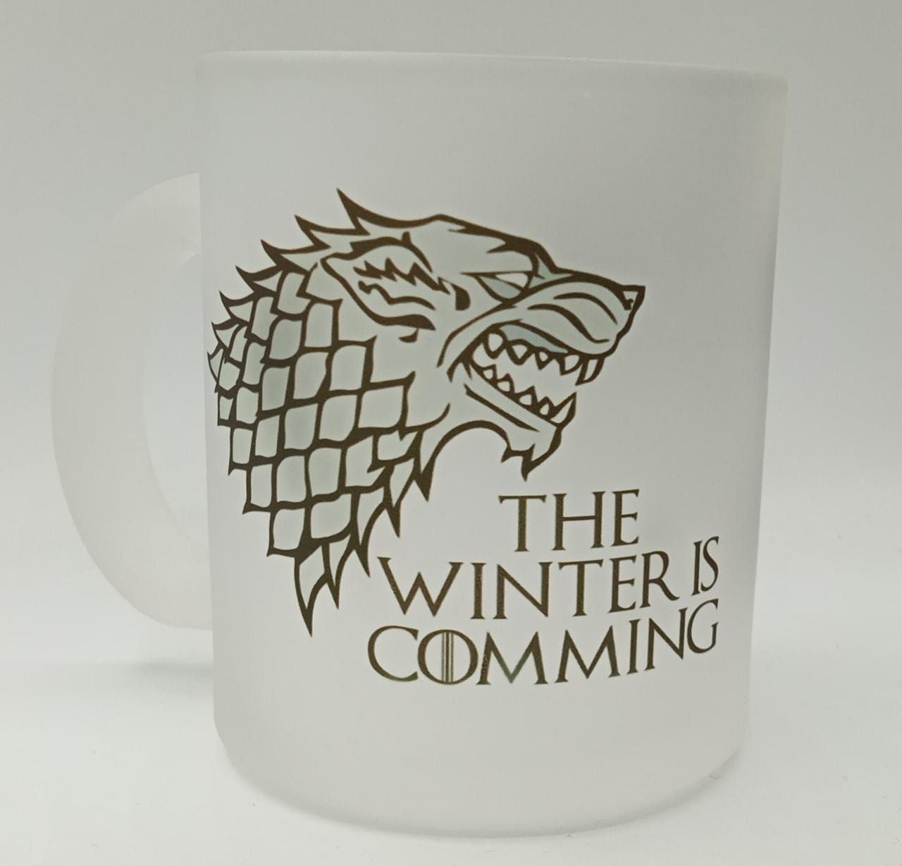 Caneca Fosca ''The Winter Is Comming''