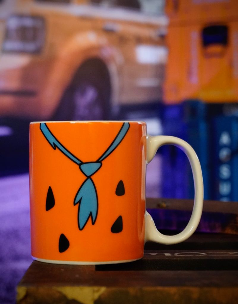 Caneca Fred Flintstones: Os Flintstones - Metropole