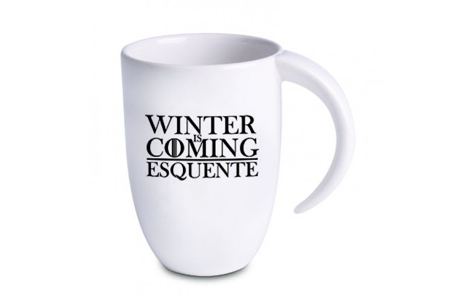 Caneca Game Of Thrones Winter Is Comming