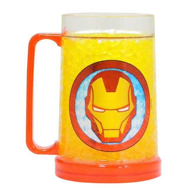 Caneca Gelo Iron Man - Zona Criativa