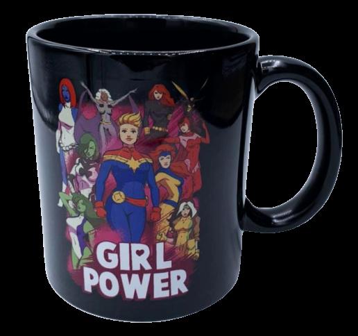 Caneca Girl Power - Exclusiva Toyshow