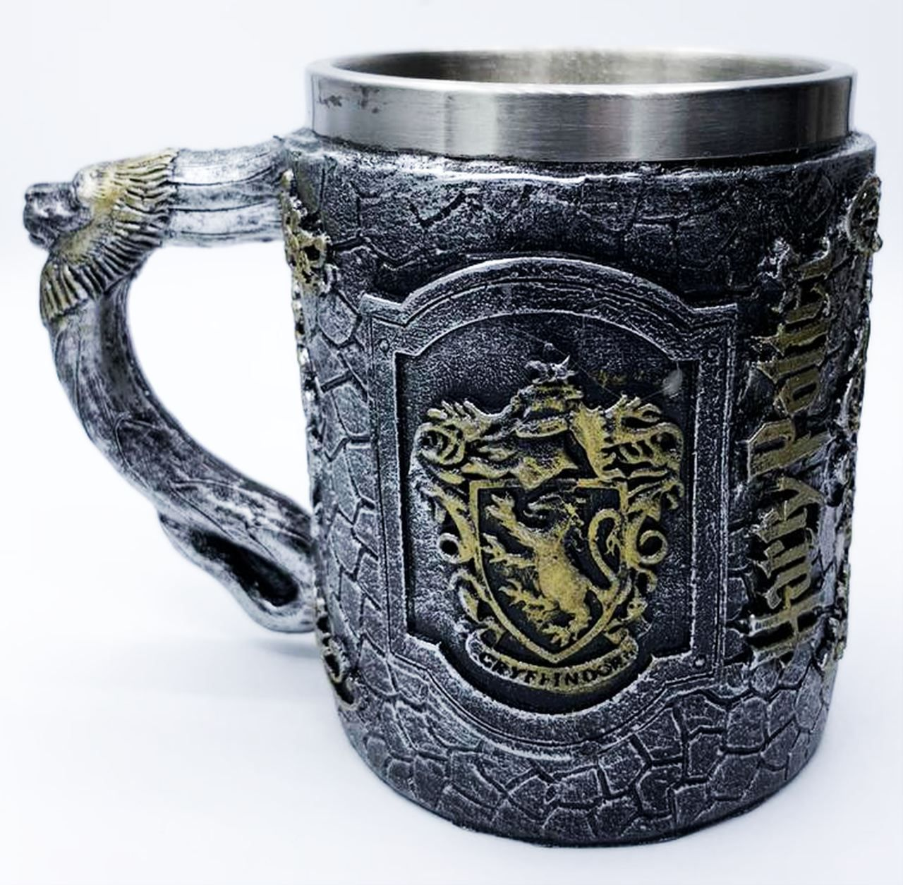 Caneca Grifinória (Gryffindor): Harry Potter (400ml)