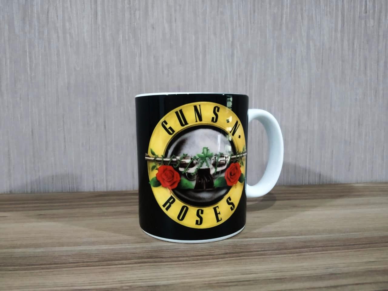 Caneca: Guns N Roses