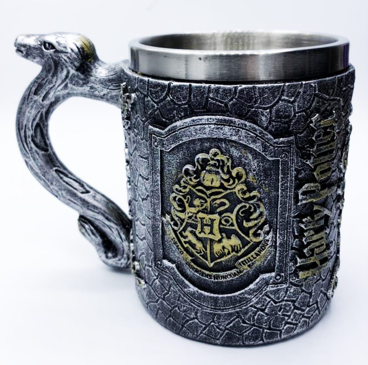 Caneca Hogwarts: Harry Potter (400ml)