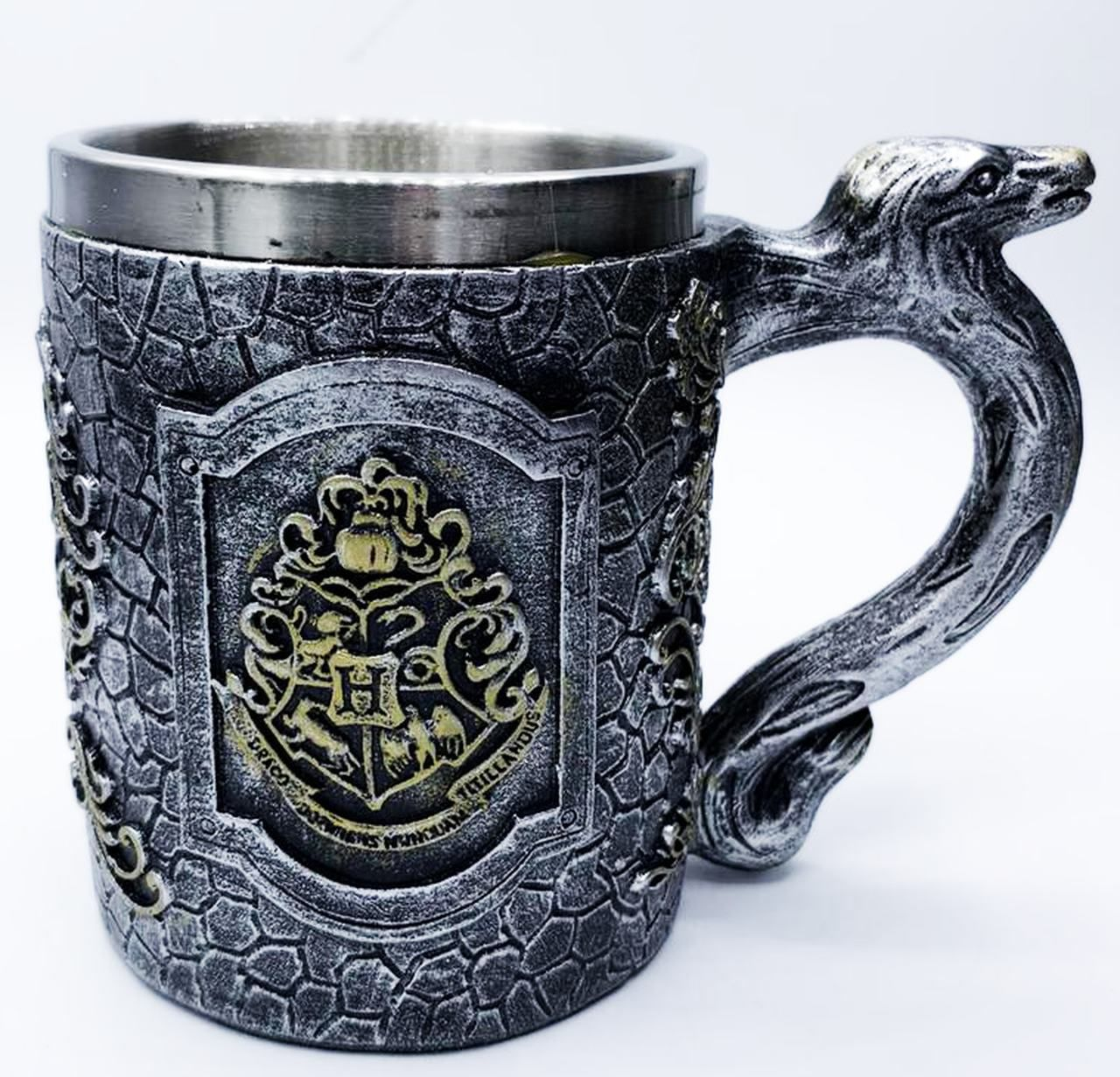 Caneca Hogwarts: Harry Potter (400ml)