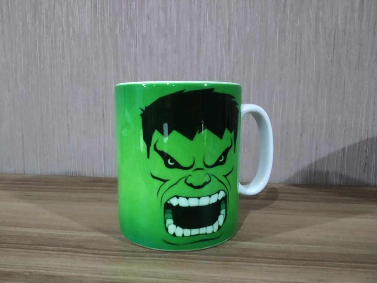 Caneca: Hulk (Marvel)