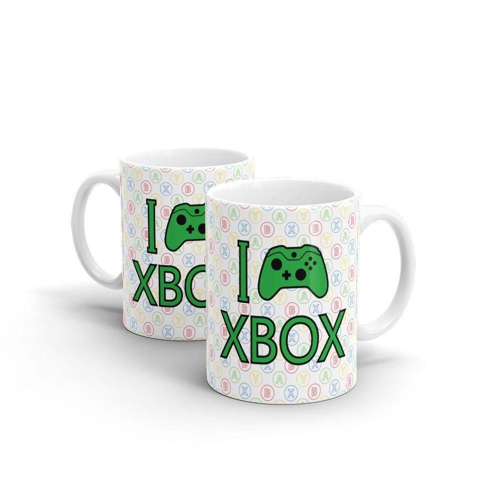 Caneca I Control Xbox (Branca) - EV