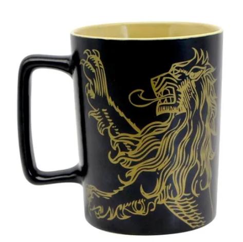 Caneca Lannister (Hear me Roar): Game Of Thrones (500ml) - Zonacriativa