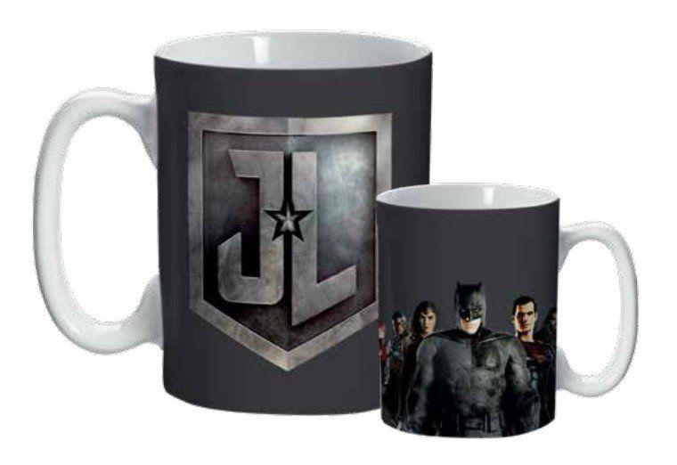 Caneca Liga da Justiça (Justice League) - (300ML)