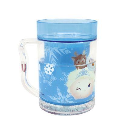 Caneca Líquido Anna & Elsa: Frozen (Disney) - (200ML)