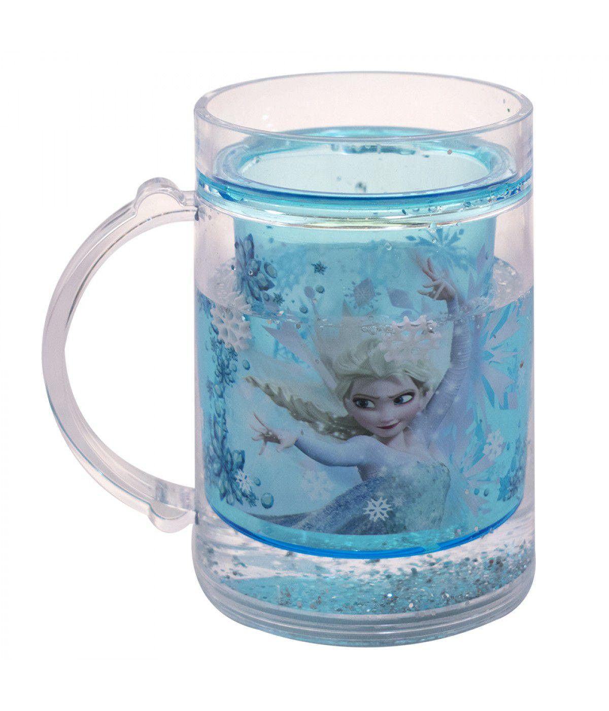 Caneca Líquido Elsa: Frozen (Disney) - (250ML)
