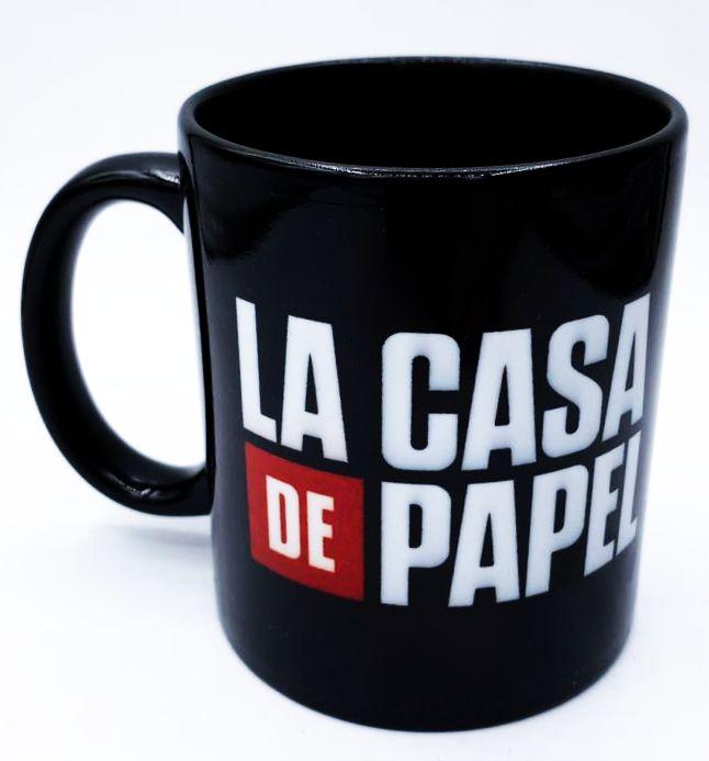 Caneca Logo La Casa De Papel