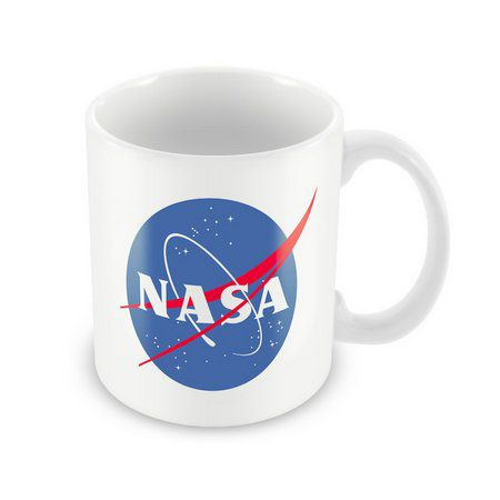 Caneca Logo NASA