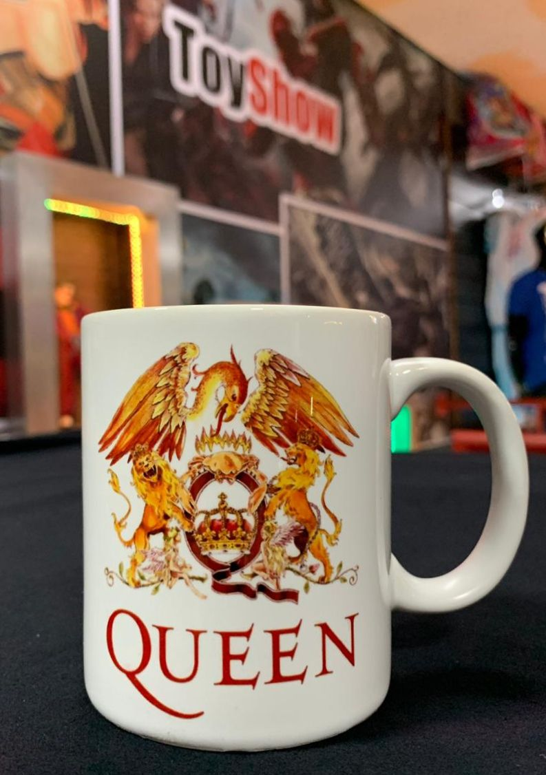 Caneca Logo Queen (300ml)