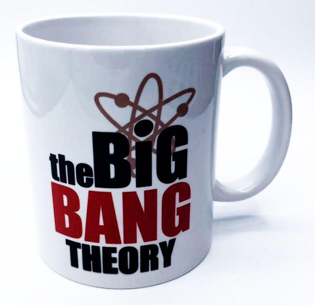 Caneca Logo The Big Bang Theory