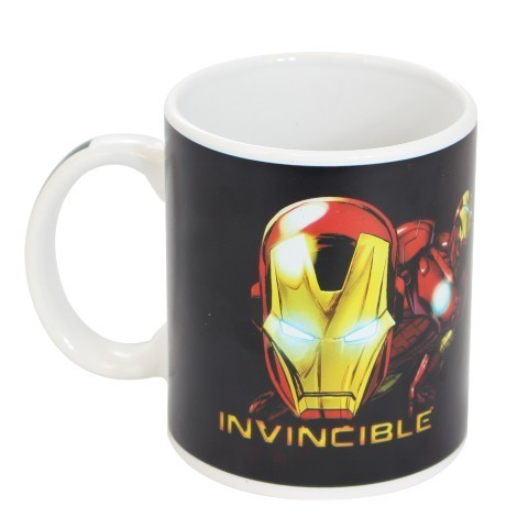 Caneca Mágica Marvel: Iron Man - Zona Criativa