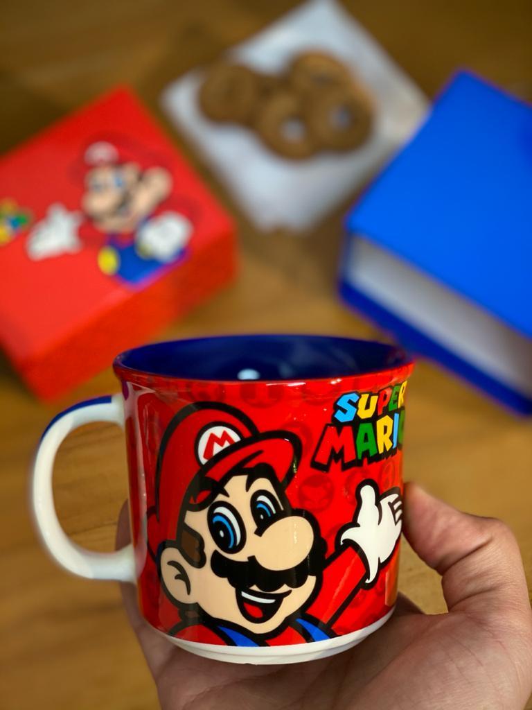 Caneca Mario: Super Mario Bros - (350ML)