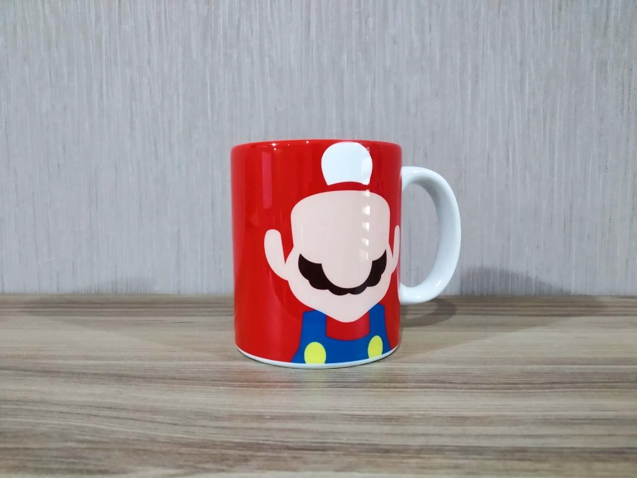Caneca: Mario (Super Mario Bros)
