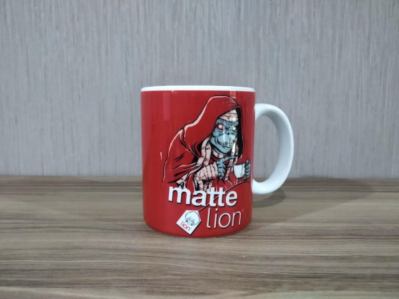 Caneca: ''Matte Lion'' - Thundercats